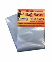 The PipeKnife Company 1108-BS (1108BS) Bag Saver Sleeves (25 pk.)