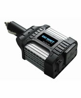 The PipeKnife Company 1108-I75 12V DC 100 Watt Inverter w/ USB