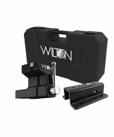 "Wilton 10015 6"" ATV All-Terrain Vise with Carrying Case"