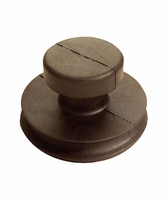 "Wood's Powr-Grip G609 3-1/4"" Concave Grifter Suction Cup"