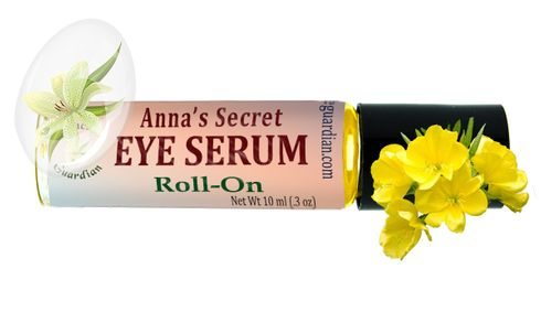 Anna's Secret Eye Serum Easy Roll-on 10 Ml, Botanical Blend.