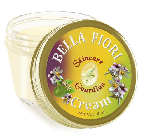 "Bella Fiori Cream 4 oz  ""Beautiful Flower"""