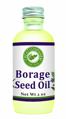 Borage Seed Oil 2 OZ.