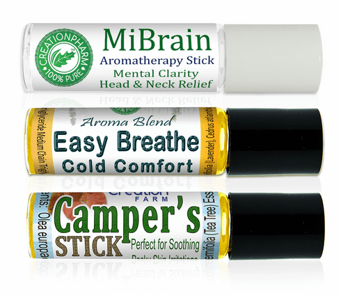Camper's Travel Roll-On 3 Pack