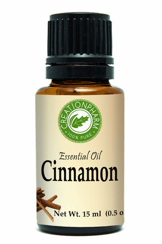 Cinnamon Essential Oil 15 ml (0.5 oz)