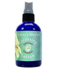 Anna's Secret Renewal Cleansing Lotion  4 oz.