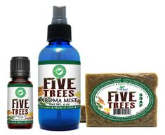 Five Trees Collection Set