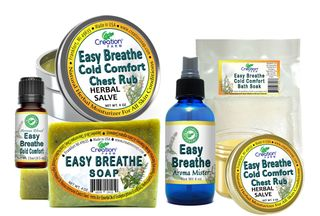 Easy Breathe Aromatherapy