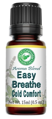 Easy Breathe Blend 2 pack- 2 -15ml (1/2 oz bottles)