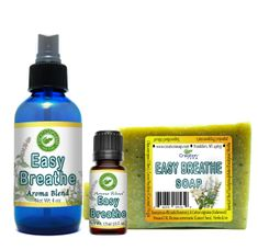 Easy Breathe Cold Comfort Collection Set