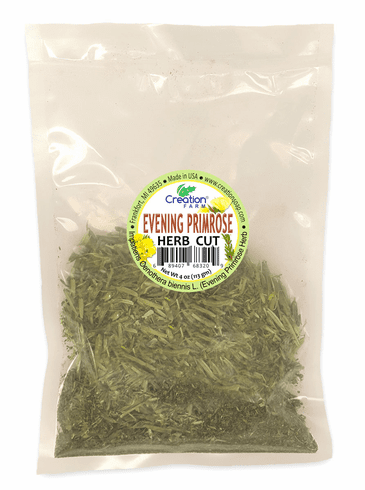 Evening Primrose Herb Cut 4 oz