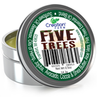 Five Trees Lip Balm 1/2 oz Each, 2 Pack