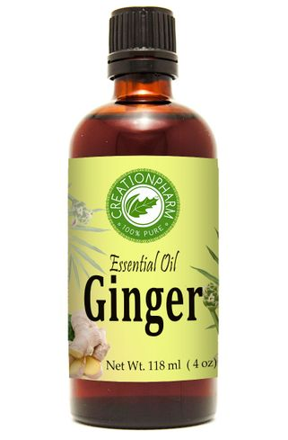 Ginger Essential Oil 118 ml (4 oz)