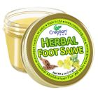 Herbal Foot Salve Jar 4oz