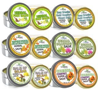 Herbal Salves