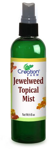 Jewelweed Topical Relief 8 oz.