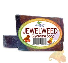 Jewelweed Soap -2 Bar Package (2 minimum 4 oz Bars) 8 oz