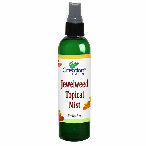 Jewelweed Topical Relief 4 oz.