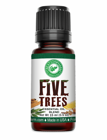 Five Trees Blend 15 ml (1/2 oz)