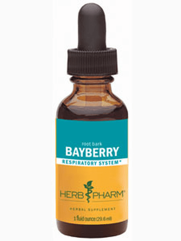 Bayberry Herb Pharm Extract 1oz.