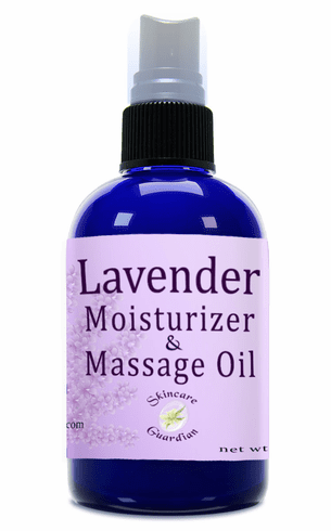 Lavender Moisturizer & Massage Oil