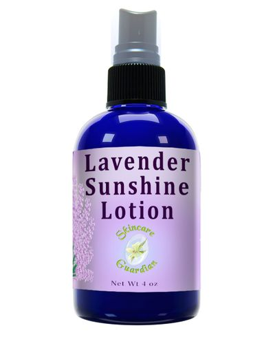Lavender Sunshine Lotion 4 oz.