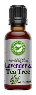 Lavender Tea Tree Essential Oil Blend 30ml (1oz)