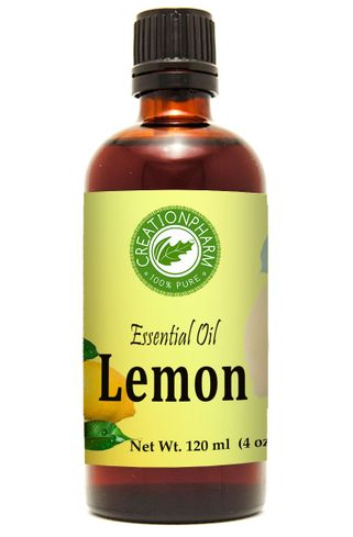 Lemon Essential Oil 4 OZ