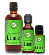 Lime Essential Oil 16 OZ