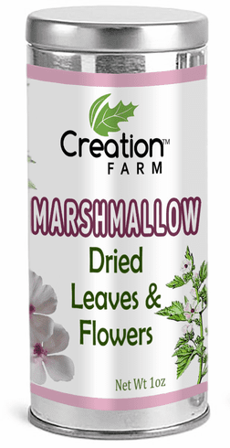 Marshmallow Dried Leaves & Flowers c/s 1oz