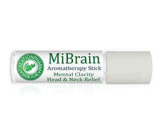 MiBrain Aromatherapy Stick Roll-On 10 ml (0.3 oz)