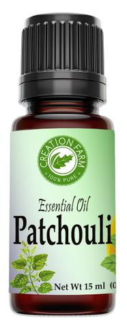 Patchouli Essential Oil 15 ml (0.5 oz)
