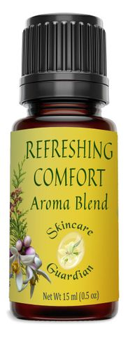 Refreshing Comfort Aroma Essential Oil Blend 15 ml.