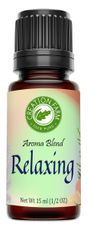 Relaxing Aromatherapy Essential Oil Blend 15 ml
