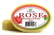 Rose All-In-One Shampoo Body Bar, all-In-One, 12 count case * 2.45 per bar