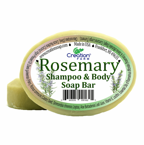 Rosemary All-In-One  - 8 oz (2 -4 oz bars)
