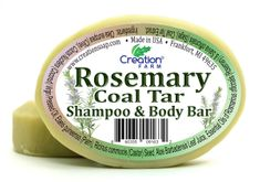 Rosemary Coal Tar Soap