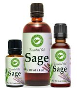Sage Essential Oil 1LB