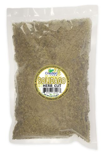 Solidago (Goldenrod) Herb Cut 4 oz