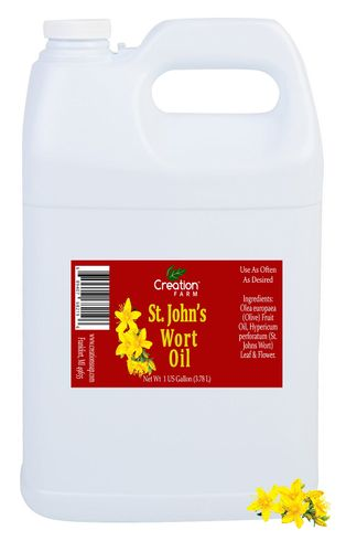 St. John's Wort Oil One Gallon