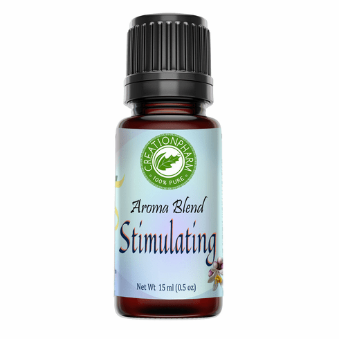 Stimulating Aromatherapy Blend of Essential Oils 15 ml