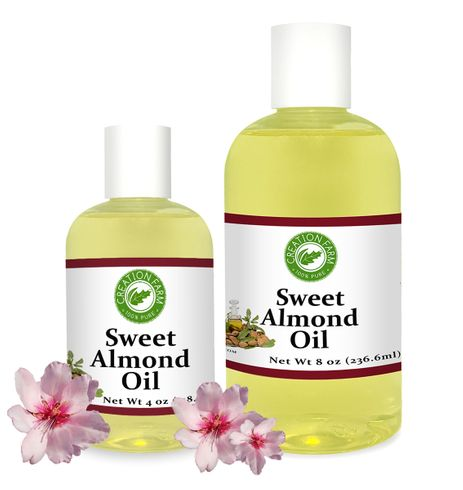 Almond, Sweet Oil