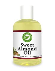 Sweet Almond Oil 4 oz