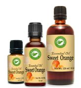 Sweet Orange Essential Oil 5 fold - 16 OZ (1lb)