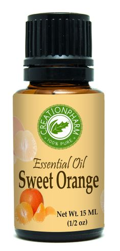 Sweet Orange Essential Oil 15 ml (0.5 oz)