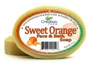 Sweet Orange Moisturizing Soap * 12 count case * 2.45 per bar