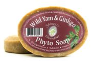 Wild Yam & Ginko Phyto soap with Ginkgo Biloba * 12 count case * 2.45 ea