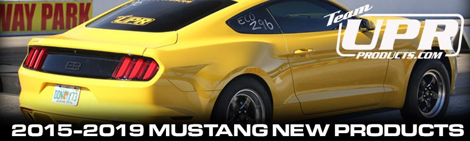 2015-2019 Ford Mustang New Products | UPR Products
