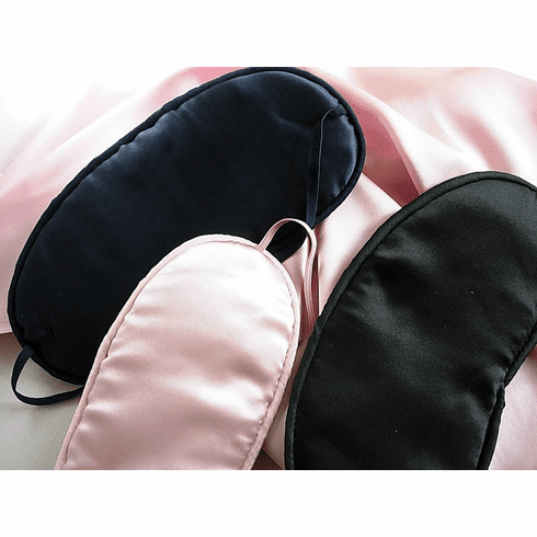 100% charmeuse silk sleep mask