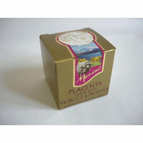 Merino Placenta cream for eye and face